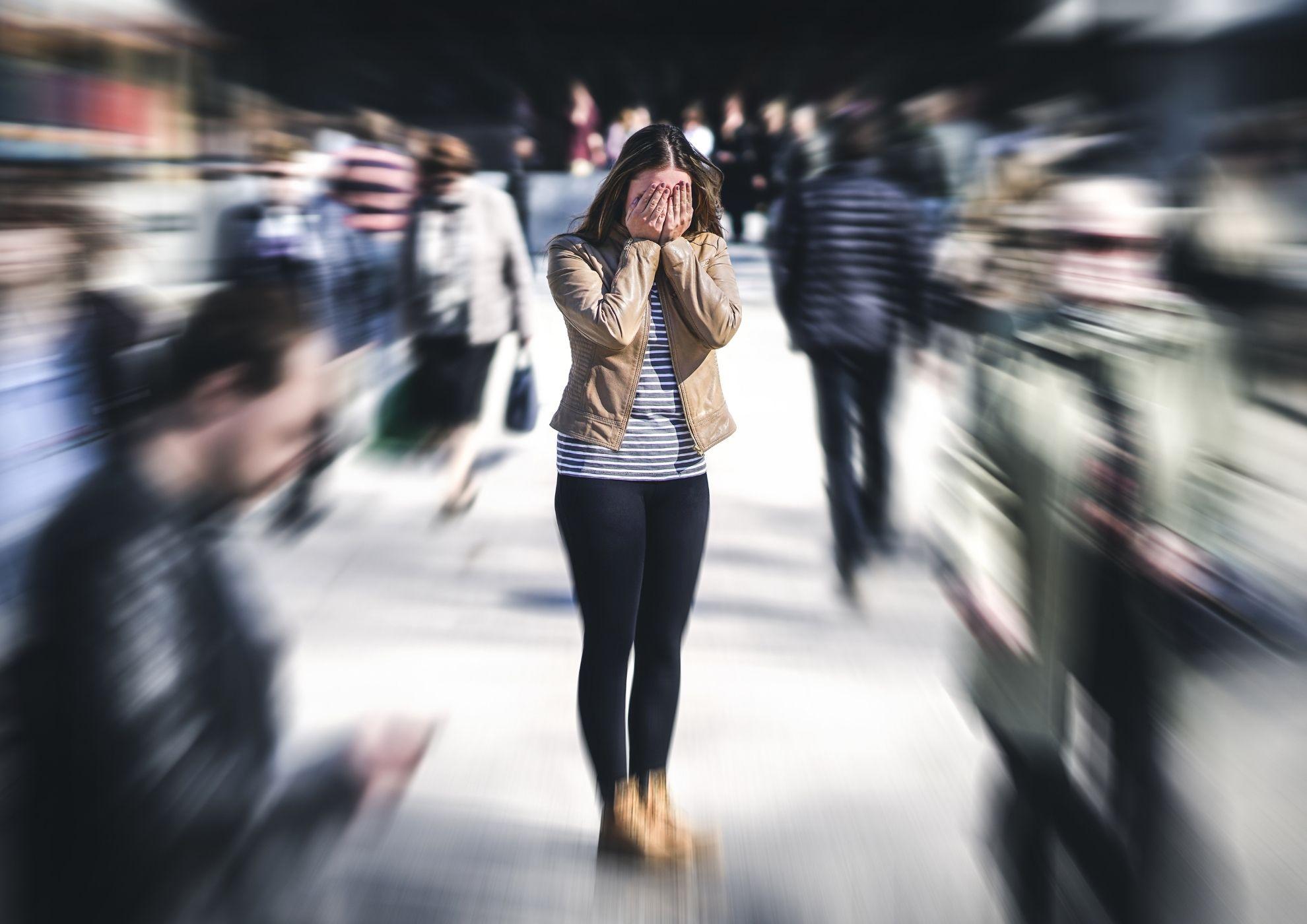 ansiedad vs estres
